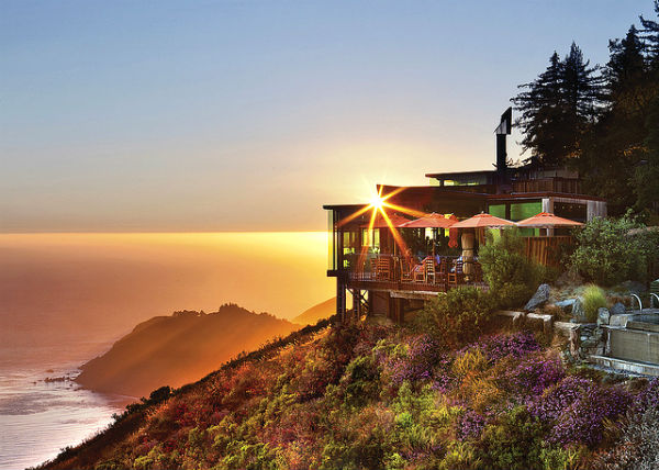 Beach Front Hotels In Big Sur